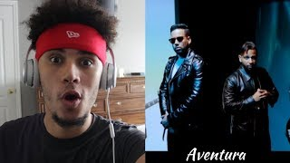 Volvio Aventura | Aventura - Inmortal (Official Video) | (Reaccion)