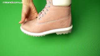 видео Женские ботинки