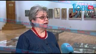 Выставка в стиле ню открылась в Челябинске