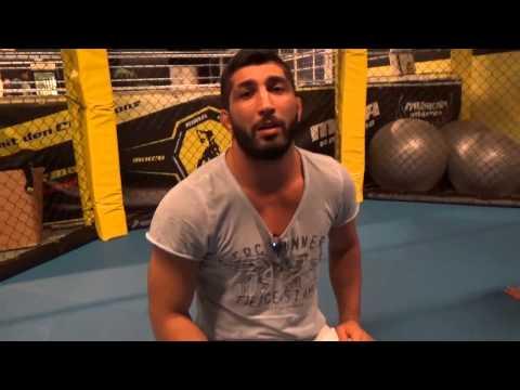 MMA Ismail Cetinkaya / Wie befreie ich mich aus einem Armhebel?