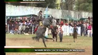 MONTA ESPECIAL ALVARO REVOL EN EL VEO VEO DE MARTINENCO