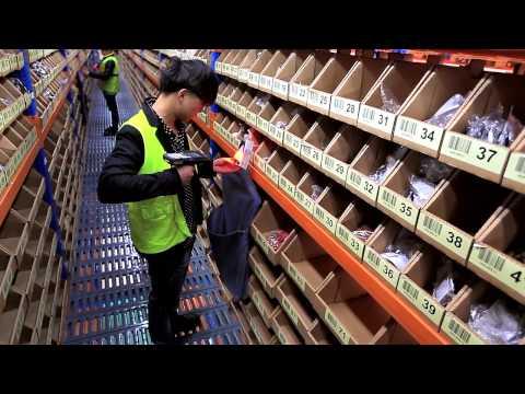Expeditors Global Distribution Product