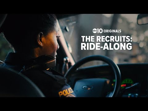 What It's Like To Be A New Police Officer | The Recruits
