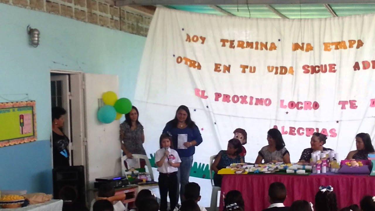 Mensagem De Final De Ano Escolar: Palabras De Despedida. Año Escolar 2012-2013
