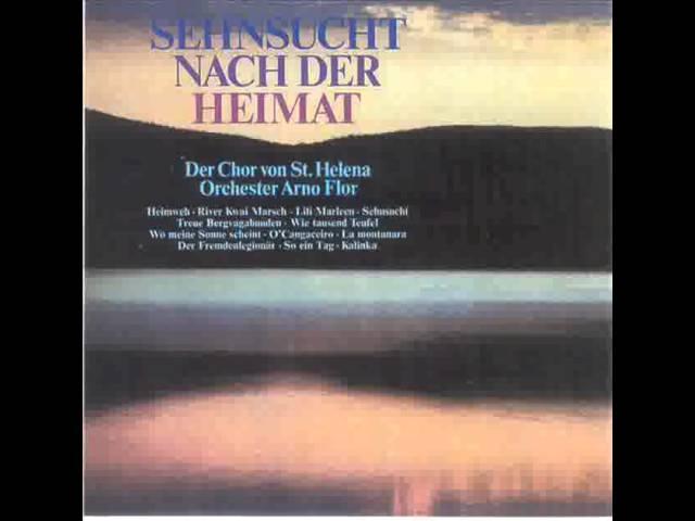 Arno Flor & das Chor von St.Helena - Der Fremdenlegionär