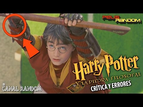 Movie Mistakes Harry Potter (Spanish Audio)