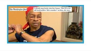 82-year-old bodybuilder beats up home intruder