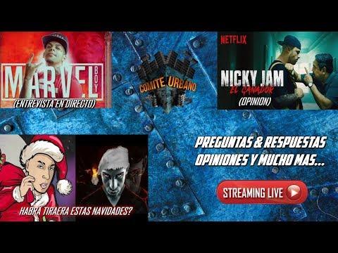 COSCULLUELA Vs ARCANGEL Habra Tiraera? | Nicky Jam - El Ganador (Opinion) | Marvel Boy (Entrevista)