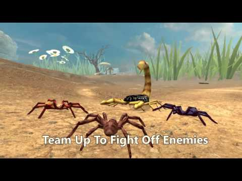 Life of Spider Game Promo Video - Free to Play!!