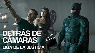 Detrás de Cámaras de: Liga de la Justicia