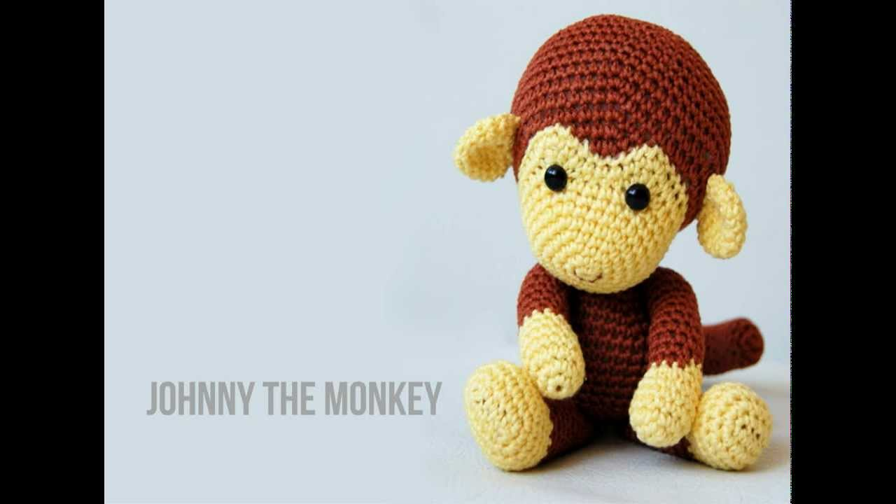 Amigurumi Monkey Patterns : Zoomigurumi cute amigurumi patterns by great designers