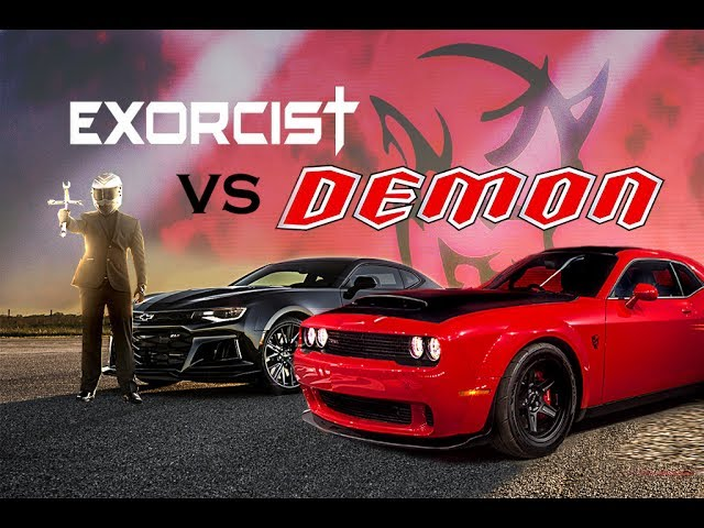Can The Hennessey Exorcist Chevrolet Camaro Zl1 Exorcise The Dodge
