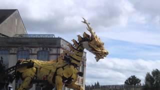 Le dragon / Cie Royale de Luxe NANTES
