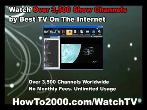 Satellite internet Through Direct TV | Watch Over 3500 Show Channels!