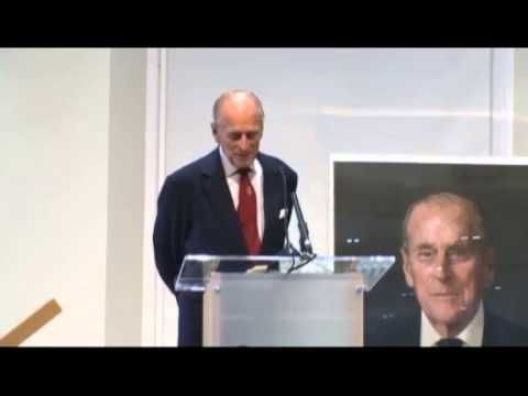 2012 Prince Philip House Opening - Royal Academy of Engineering