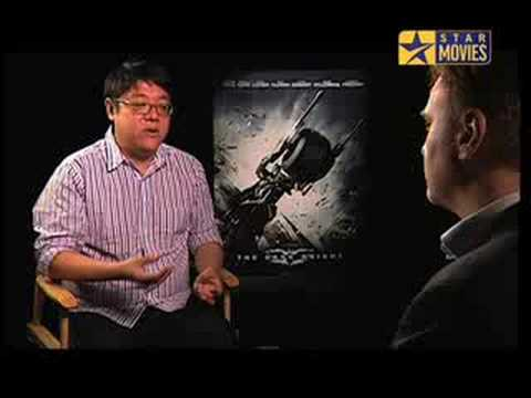 "Star Movies VIP Access ""The Dark Knight "" Christopher Nolan"