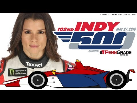 DANICA TO RETURN TO INDYCAR at 2018 INDY 500