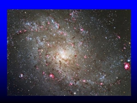 Unsolved Mysteries of the Universe  Professor Ian Morison