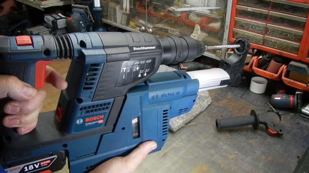 Bosch Absaugvorrichtung GDE 18V-16 Systemzubehör