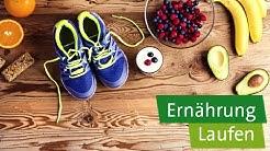Laufen - Ernhrung fr Lufer: Kohlenhydrate, Eiwei, Fette, Regeneration, Seitenstiche