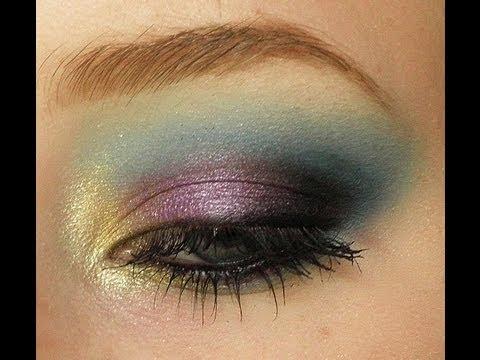 Gypsy Inspired Makeup Halloween Youtube