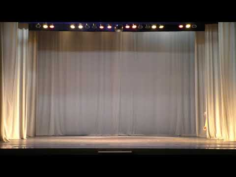 Хореографический конкурс Народный танец 1 тур