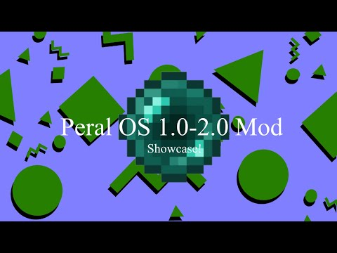Peral OS 1.0-2.0 Progress bar 95 Mod Showcase