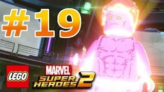 LEGO Marvel Super Heroes 2 - Walkthrough - Level 19: On Board The Sword