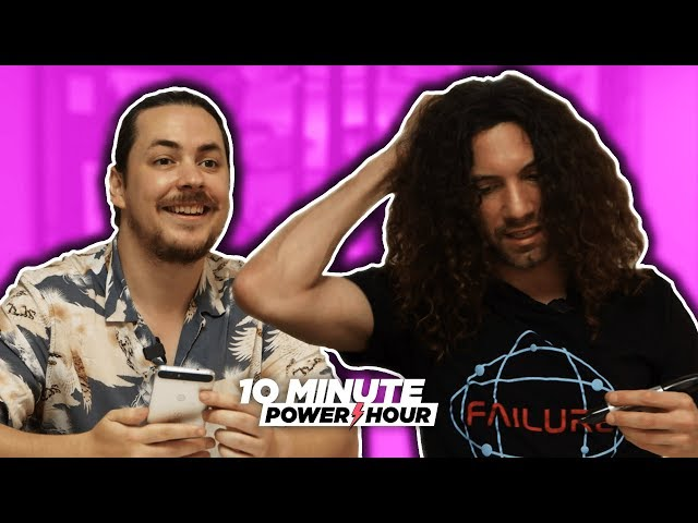 How good is Voice to Text REALLY? Drawing challenge!! - Ten Minute Power Hour