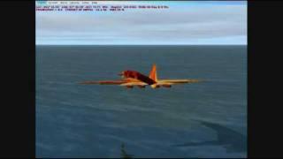 Boeing 2707 Water Skim