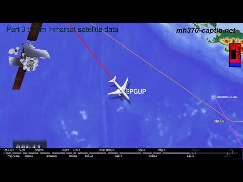 Missing Flight MH370: Piloted Trajectory