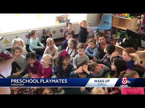 Wake Up Call from Preschool Playmates
