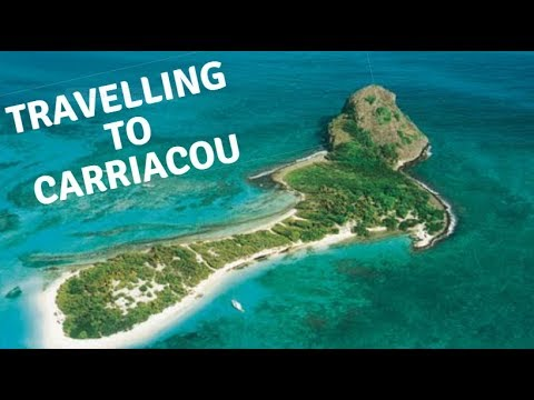 FLYING FROM GRENADA TO CARRIACOU