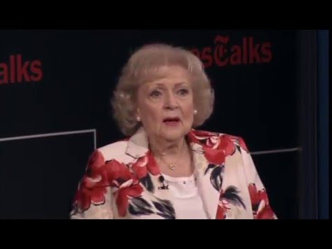 Betty White | Interview | TimesTalks