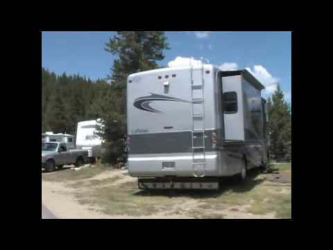 full hookup camping in colorado