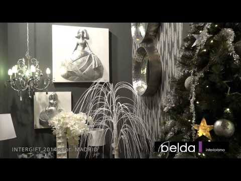 belda interiorismo intergift septiembre 2014 youtube. Black Bedroom Furniture Sets. Home Design Ideas