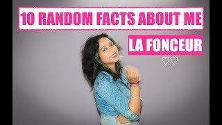 10 Random Facts About Me | I sketch, I had braces for 3 years