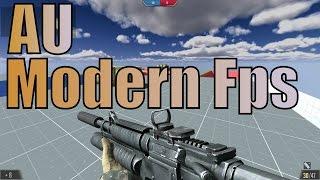 AU Modern FPS