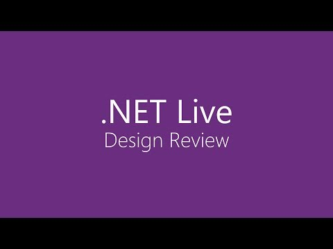 .NET Design Review: GitHub Quick Reviews