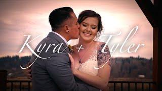 Kyra + Tyler - Wedding Film [4K]