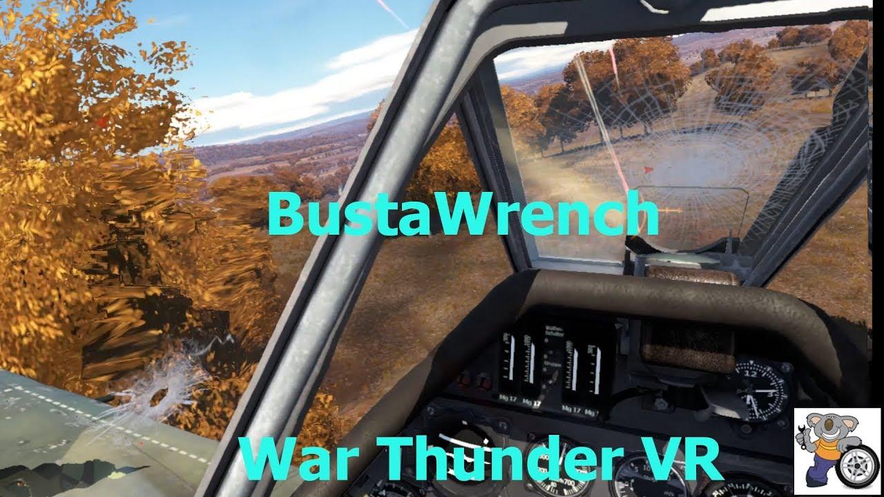 VR Arcade Craziness (War Thunder VR Gameplay) - YouTube