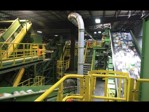 Virtual Tour of Rhode Island's Materials Recycling Facility