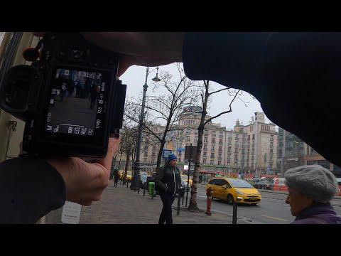 POV Street Fotozás BUDAPESTEN / POV Street Photography in BU