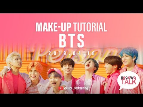 BTS Inspired Make-up Tutorial with Pandangelica [KOCOWATALK] thumbnail