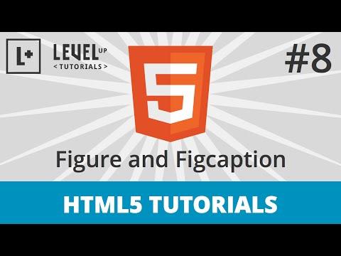 HTML5 Tutorials #8 - Figure and Figcaption