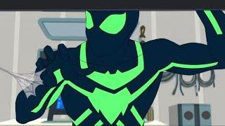 Marvel | Человек паук 2017 | сезон 1 серия 20 - Паучий остров. Часть 1