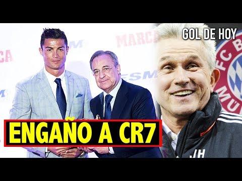 """""""El Madrid engaña a Cristiano"""" l El Bayern le quita un fichaje al Barca"""
