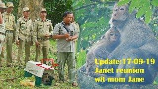 BREAKING NEWS:We bring back Janet to meet her mom,Poor Jane\u0026Janet cry hug each other very missing