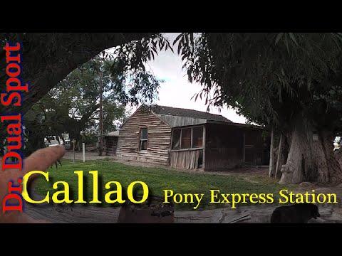 Callao Pony Express Station