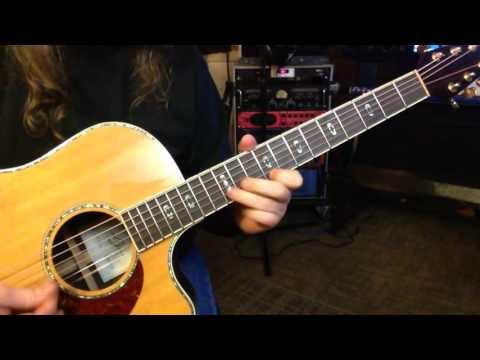 Alternate Tuning EBEF#BE - Key E Major
